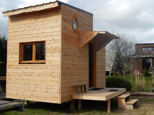 Atelier Bois D Ici Constructeur De Tiny Houses Ecologiques