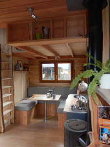 Des tinyhouses grand confort