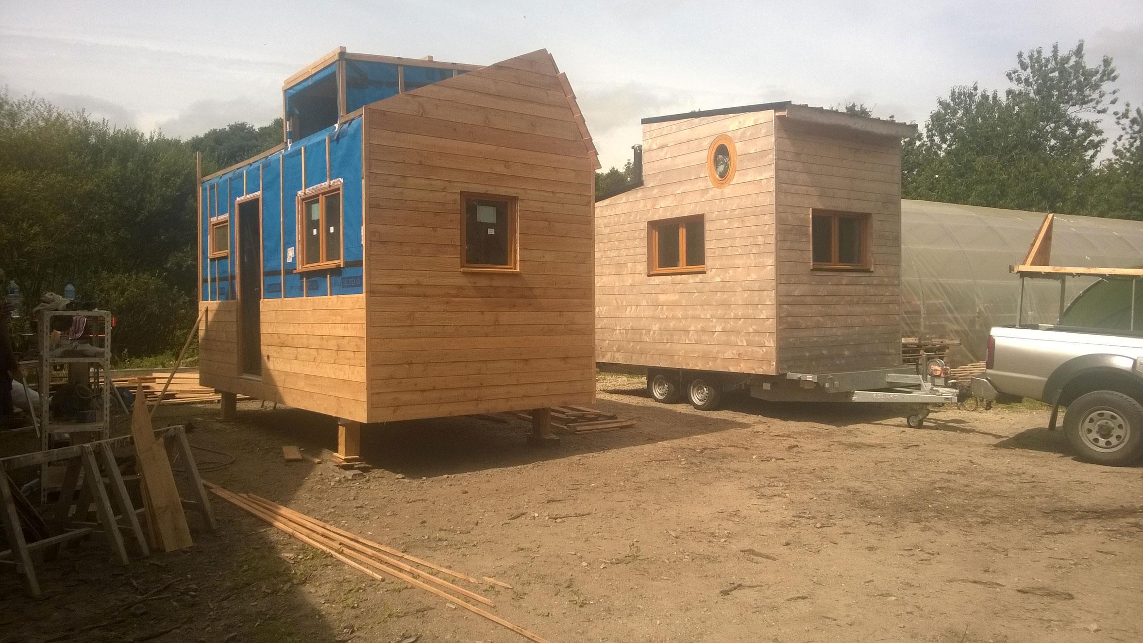construction tiny house - Aide Pour Construire Une Maison