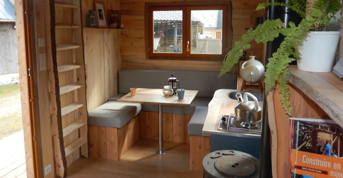 Tiny House sur mesure