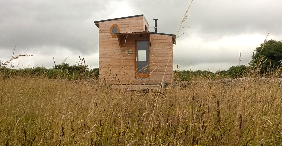 La Tiny House autonome