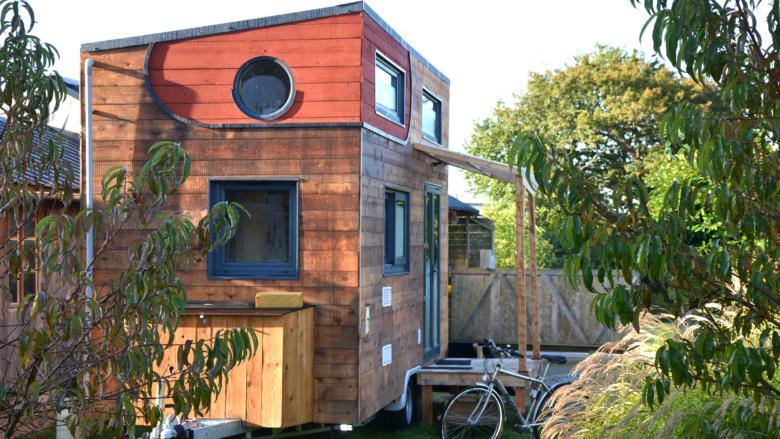 Acheter une tiny house en matériaux écologiques et en bois circuits courts