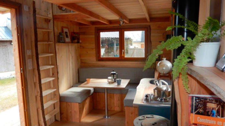 les tiny houses fabriqu es en bretagne construction sur mesure. Black Bedroom Furniture Sets. Home Design Ideas