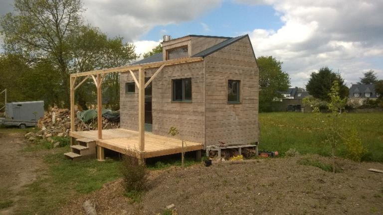 Habitat alternatif sur terrain constructible