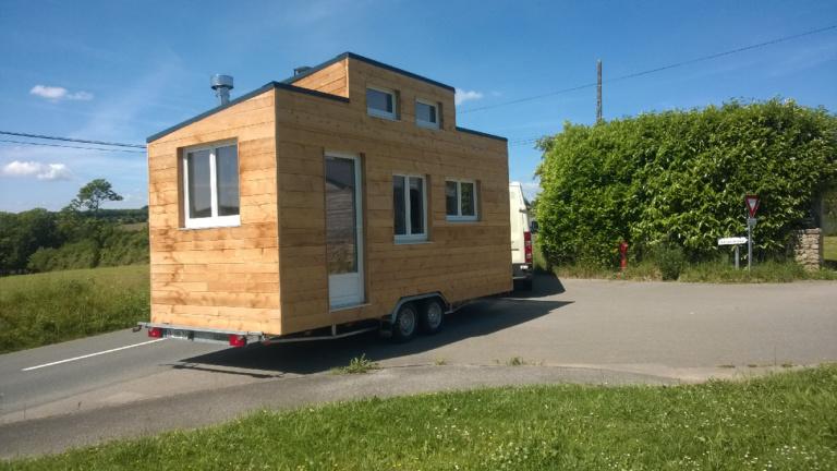 Transporter une Tiny house sur la route
