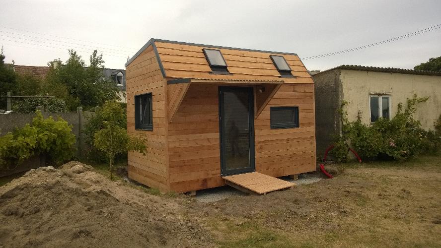 La tiny house, le nouveau studio de jardin