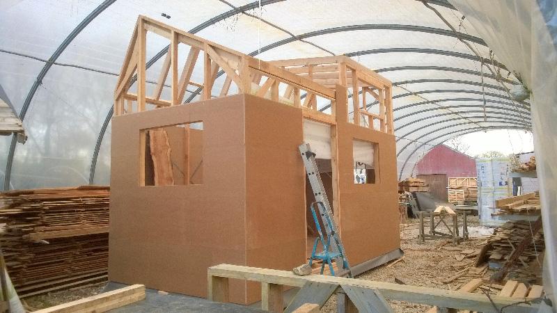La tiny house, forcément en bois