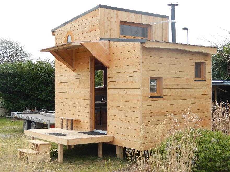 Récupération de l'eau de pluie en tiny house : quels matériaux choisir ?