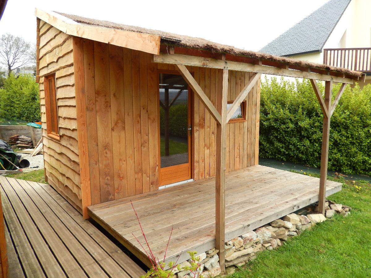 Tiny house à Lennon dans le Finistère