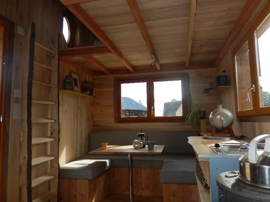 galerie de photos de nos tiny houses construites en france. Black Bedroom Furniture Sets. Home Design Ideas