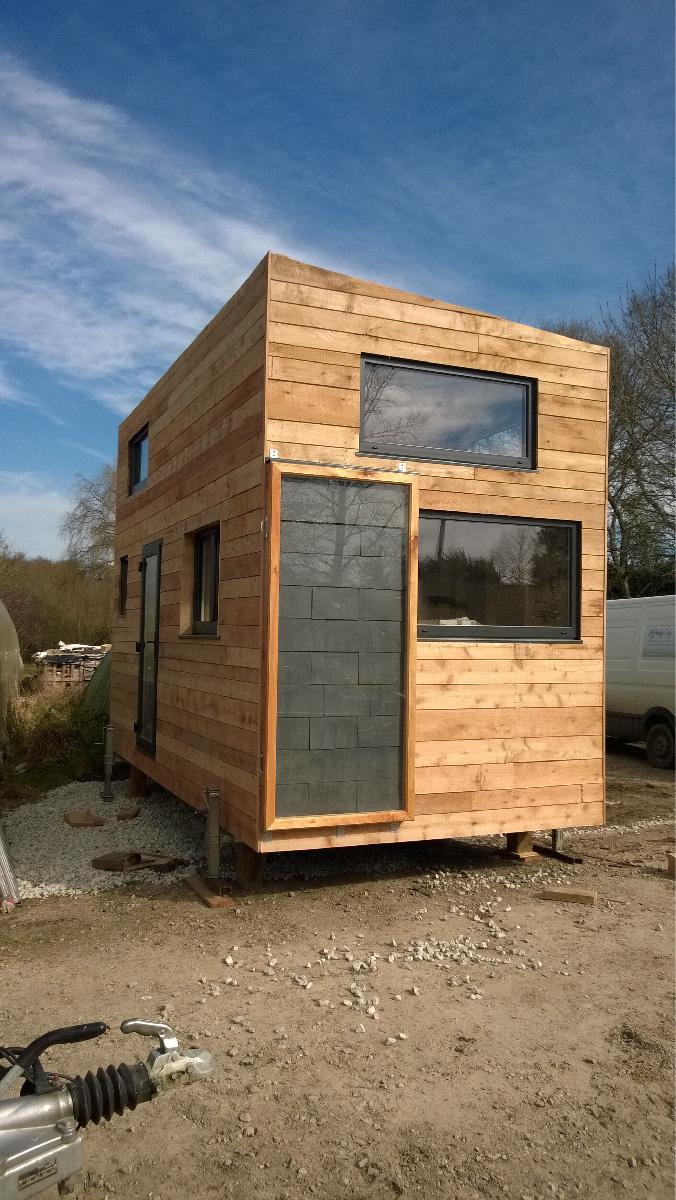 tiny house France autonome
