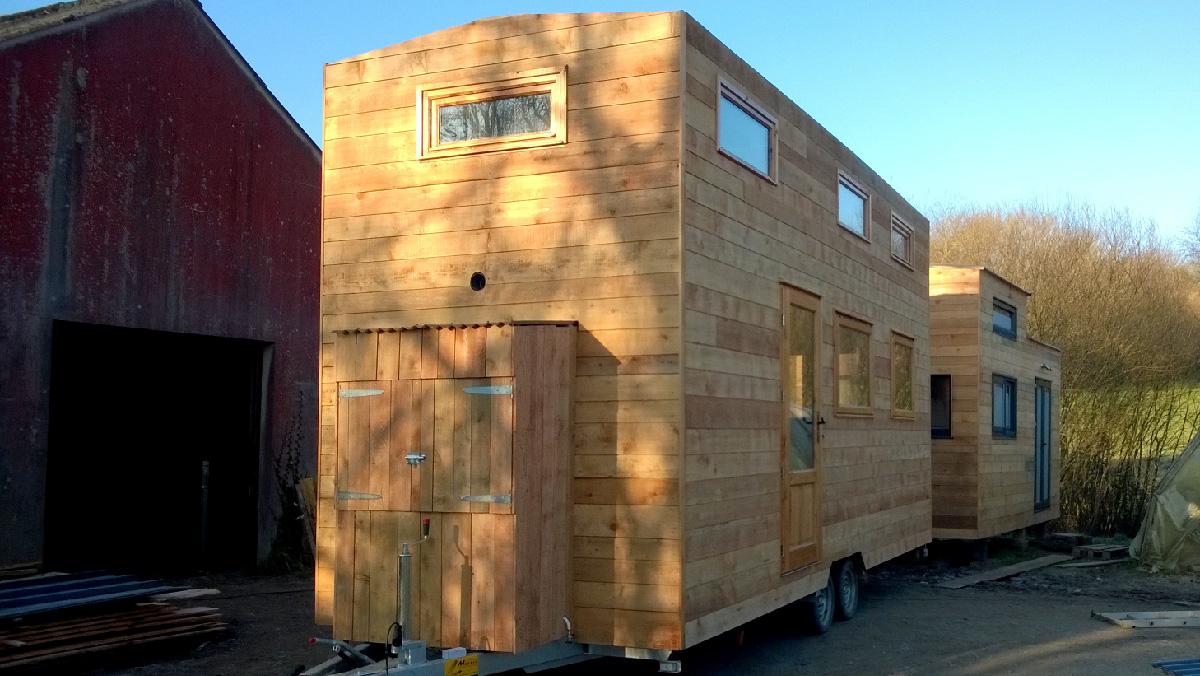Habiter en famille en tiny house autonome