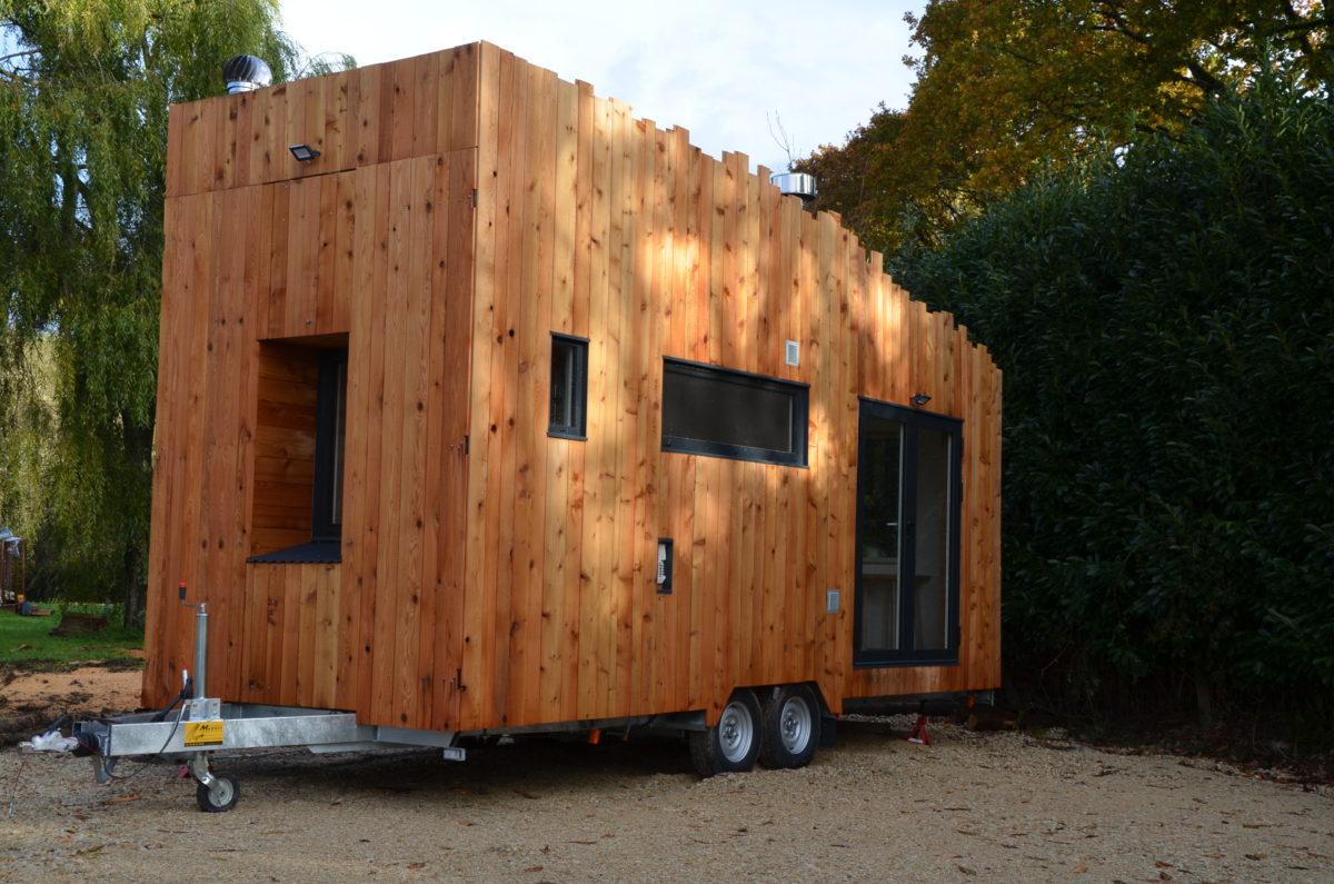 tiny house autonome pour voyager