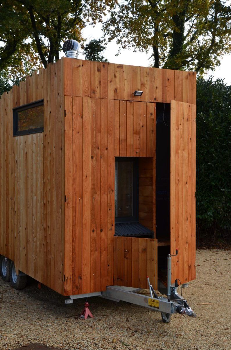 tiny house autonome