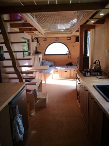 Constructeur de tiny house autonome en Bretagne et en France
