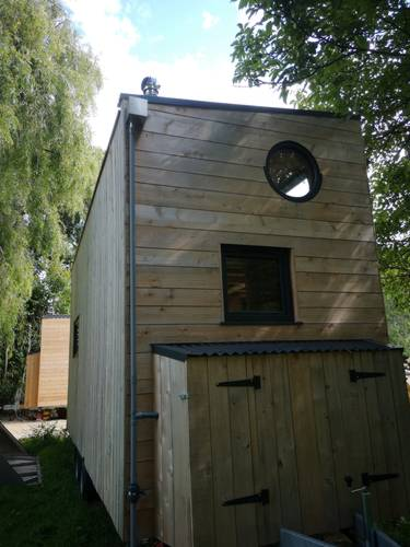 tiny house autonome France