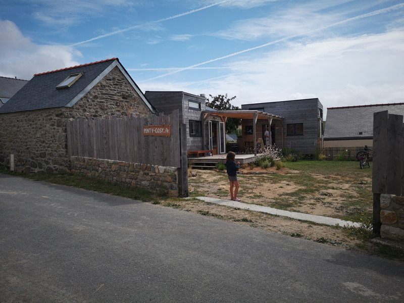location tiny house Bretagne