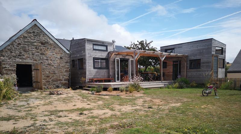 location tiny house France Finistère