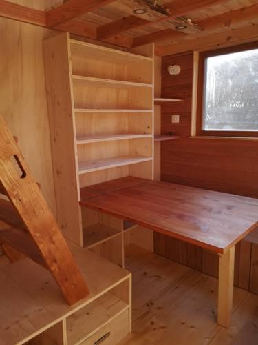 Spécialiste français de la construction de tiny houses autonomes