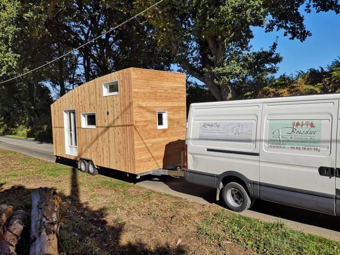 Acheter une tiny house autonome