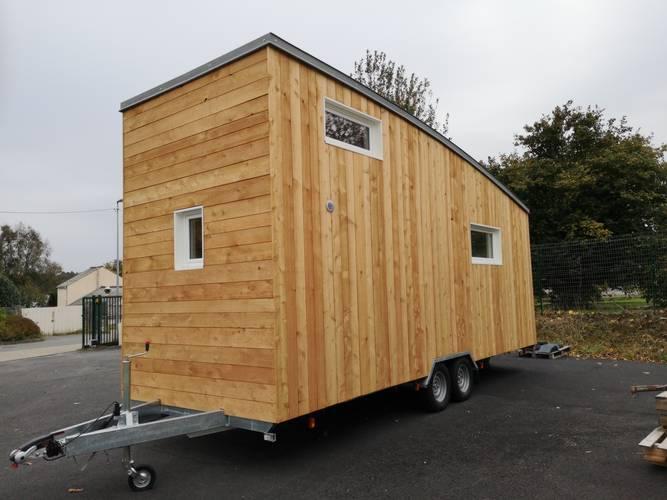 Acheter une tiny house
