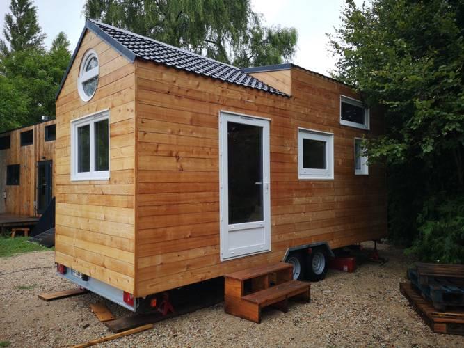 Constructeur de tiny houses autonomes