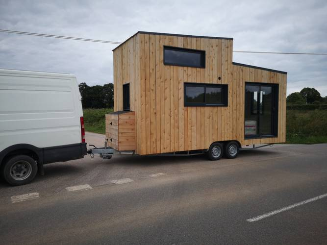 tiny house autonome