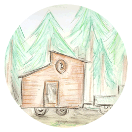 logo atelier bois d'ici