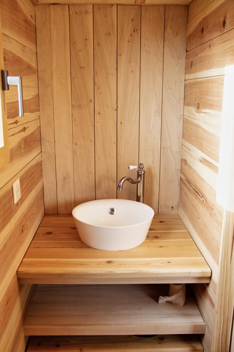 lavabo tiny house bretagne